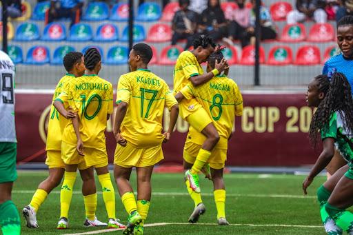 Banyana beat Super Falcons to claim Aisha Buhari Cup