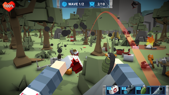 The Walking Zombie: Dead City Screenshot