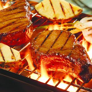 Pork Chops Sate.