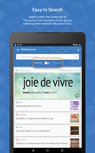 dictionary merriam webster premium apk