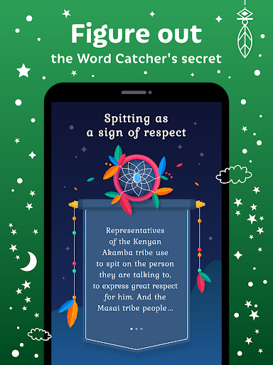 Word Catcher: Stacks. Search Swipe Connect Crush android2mod screenshots 14