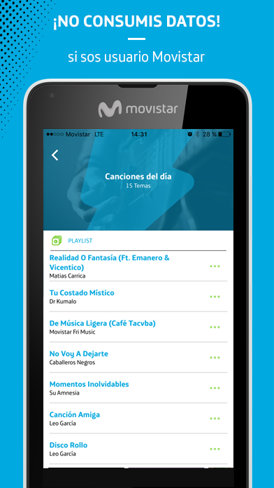 FRI Movistar- screenshot