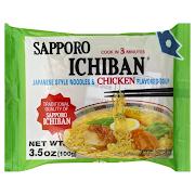 Sapporo Ichiban - Chicken Ramen 100g