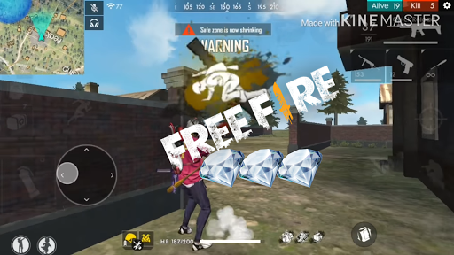 Guide for free fire diamond 2.0 screenshots 1
