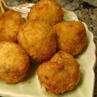 Rice Balls Appetizers Recipes.