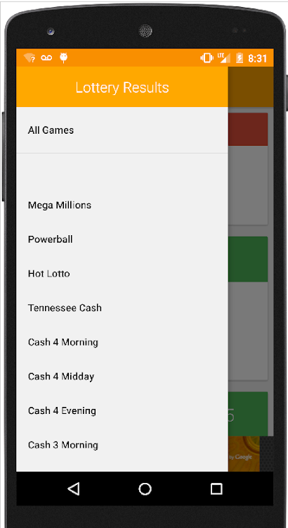 Tennessee: The Lottery App – (Android Apps) — AppAgg