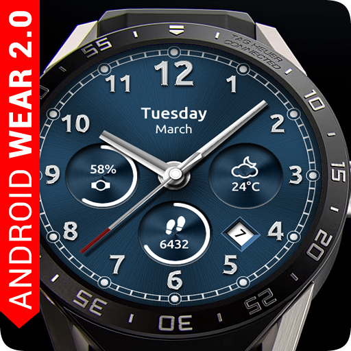 2Elegant Watch Face (app)