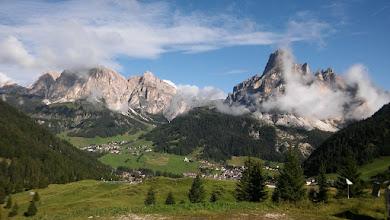 Photo: Dzień II - Corvara, Dolomity, Włochy