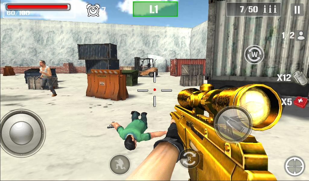 Shoot Hunter-Gun Killer APK latest version 1.1.5 - Free ...