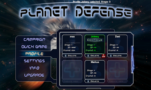 Planet Defense- screenshot thumbnail