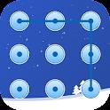 Christmas Night AppLock Theme icon