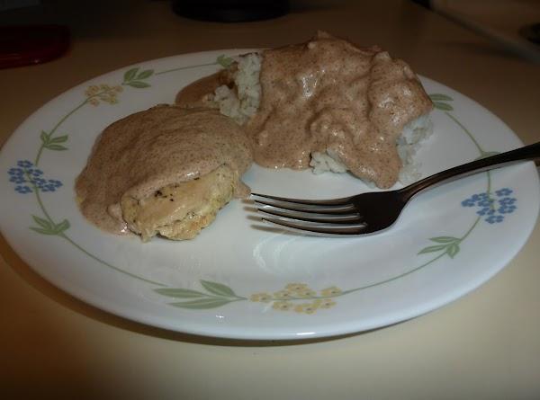 Pecan Gravy Recipe