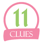11 Clues: Word Game icon