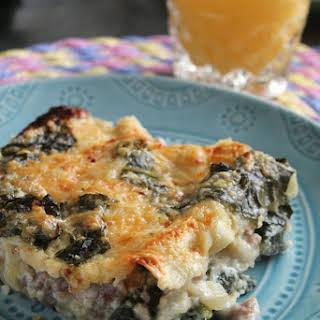 Southern Lasagna Recipes.
