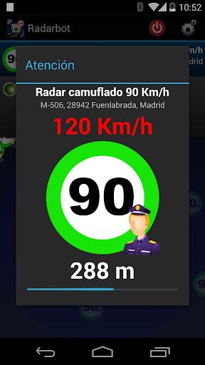 Radarbot Free - Radares España