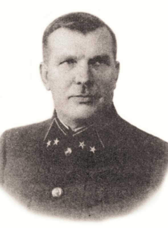 Король Ф.П. - командир 331 сд