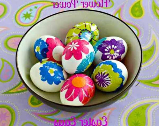 DIY Egg Craft Decoration