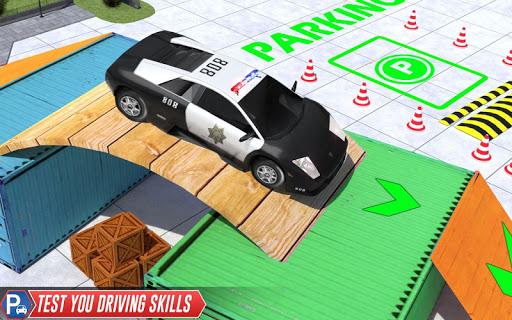 Imágenes de Impossible Police Car Parking Car Driver Simulator 7