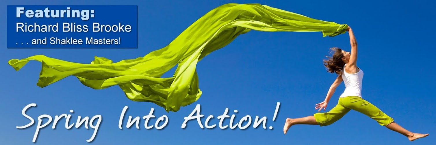 Spring Into Action Coaching Workshop