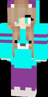 ursinha gamer | Nova Skin