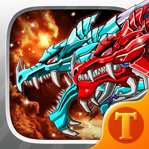 Robot War:Addict Headed Dragon APK