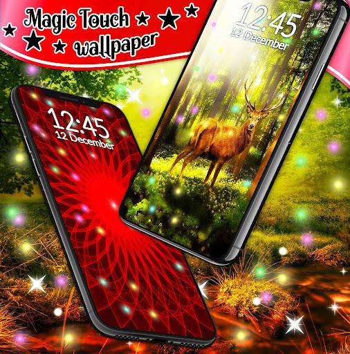 Live Wallpaper Magic Touch 4.5.0 screenshots 2