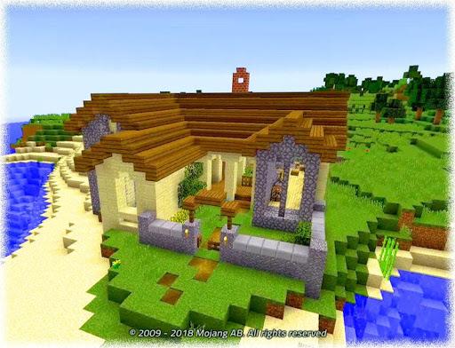 House Building for Minecraft Mod v2.2.78 screenshots 1