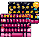 Sweet Love Emoji Keyboard