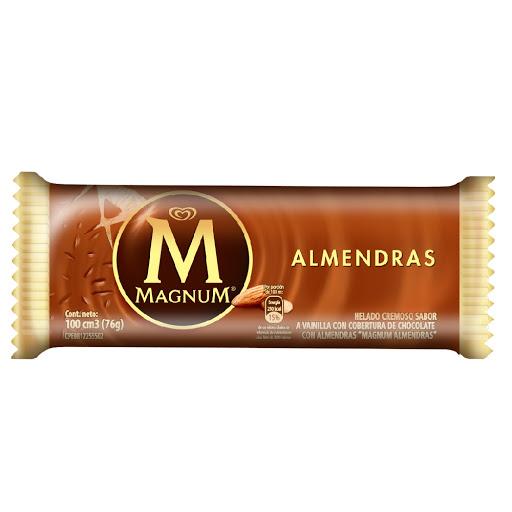 Helado Tio Rico Magnum Almendras 100ml