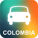 Colombia GPS Navigation icon