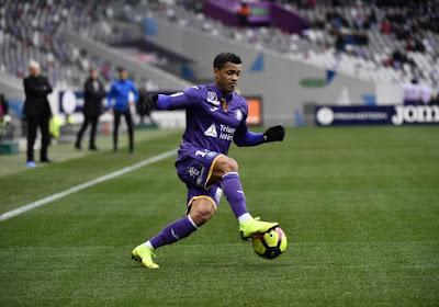 Matthieu Dossevi (ex-Standard) a prolongé à Toulouse