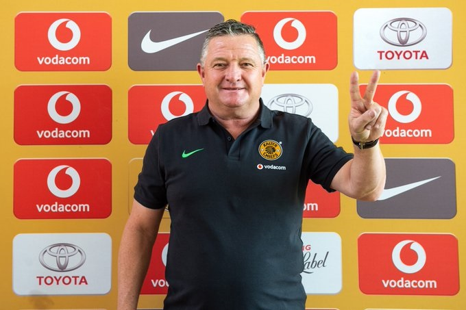 'The eagle has landed'' says Kaizer Motaung on the arrival of Gavin Hunt at Chiefs - TimesLIVE