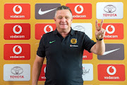 Kaizer Chiefs new head coach Gavin Hunt.