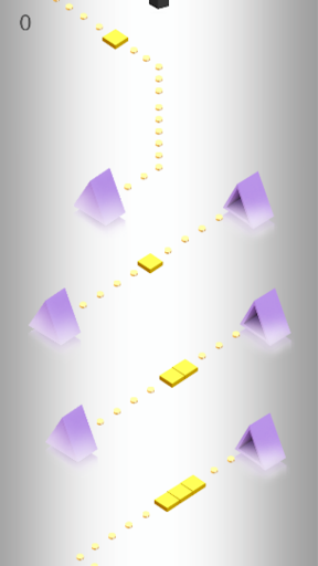 IMPOSSIBLE CUBE JUMPER: OBSTACLE COURSE GAMES apkmind screenshots 1