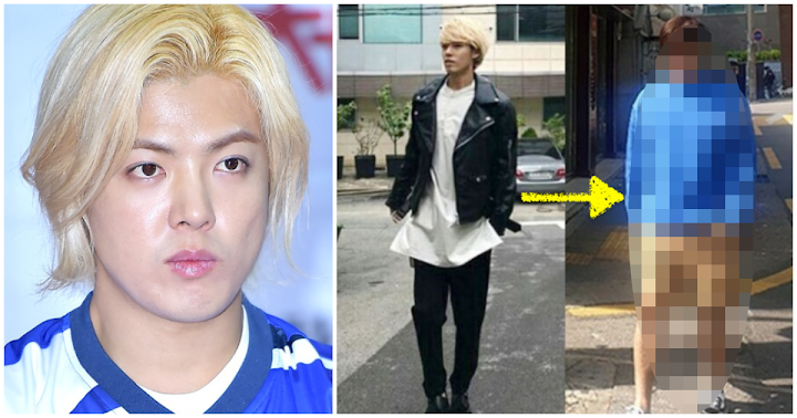 Kangnam Swears to Start Dieting Following Rapid Weight Gain in the