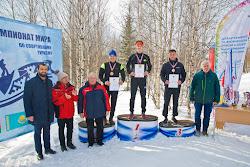Педагог Центра Космос стал призёром чемпионата мира по спортивному туризму