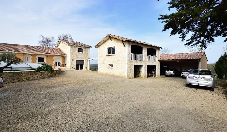 Maison avec piscine et terrasse Saint-Gaudens