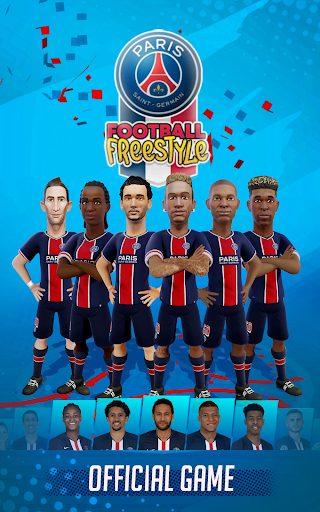 PSG Soccer Freestyle screenshot 9