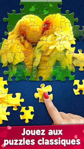 Jeux de puzzle gratuits (Jigsaw Puzzles Clash)  captures d'écran 1