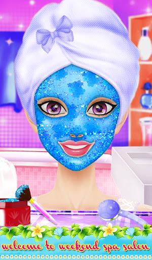 Princess Weekend Makeover