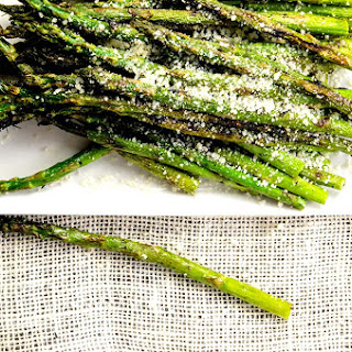 The Best Grilled Asparagus