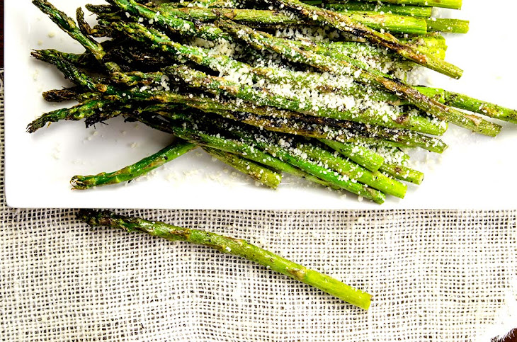 The Best Grilled Asparagus Recipe