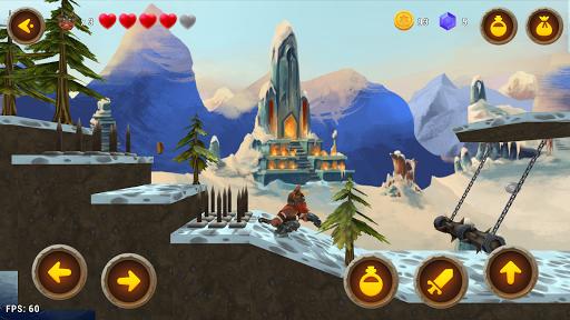 Nine Worlds Adventure - A Viking Saga 1.5.1 screenshots 1