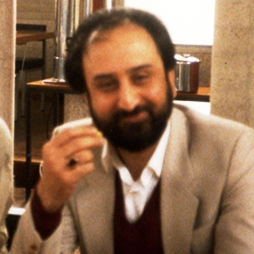Hakim Salim Smiling Face Young