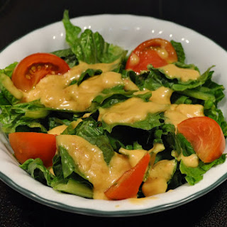 Betsy's Really-Love-Your-Peaches-Wanna-Shake-Your-Tree Peach Vinaigrette Salad Dressing.