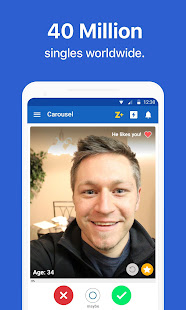 Screenshots of Zoosk - #1 Dating App for iPhone