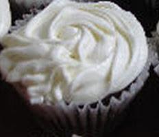 Chocolate with Vanilla Buttercream Cupcakes  per dozen