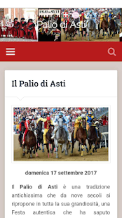 Palio di Asti- screenshot thumbnail