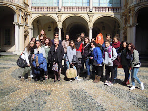 "Photo: 23/03/2015 - Istituto ""Vittone"" di Chieri (To). Classe IV A."
