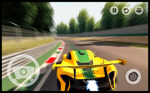 Racing In Car : Speed City Highway Racing Game 3D - náhled